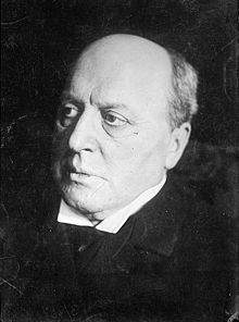 Henry James - our author